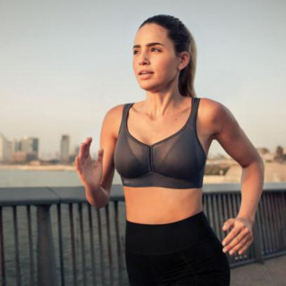Padded Wireless Sports Bra by Anita