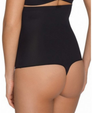 Pearl High Waisted Thong Shapewear by Prima Donna